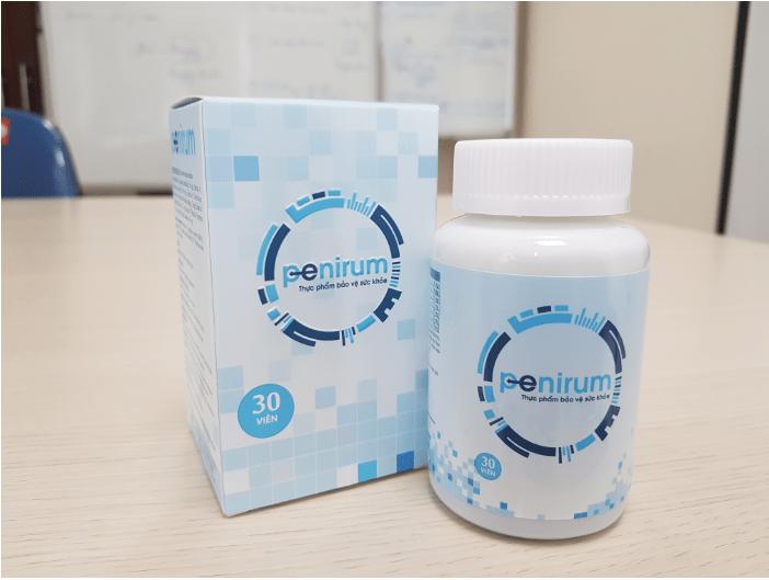 penirum- top 8 thuốc tăng cường sinh lý nam tốt nhất hiện nay