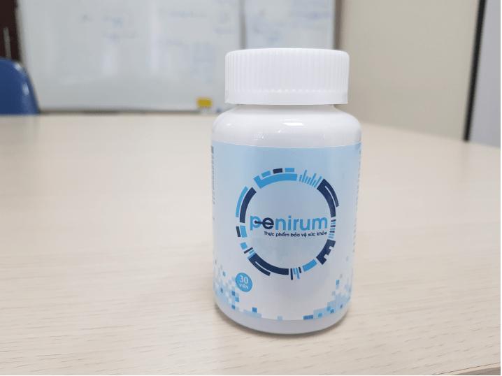 penirum - top 8 thuốc tăng cường sinh lý nam tốt nhất hiện nay