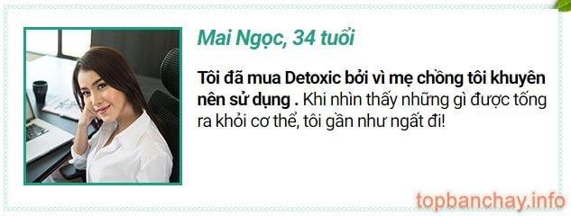 đánh giá detoxic có nên dùng không-min