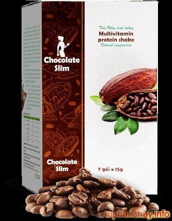 Hộp Chocoslim giảm cân