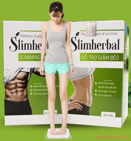 slimherbal giảm cân có tốt không