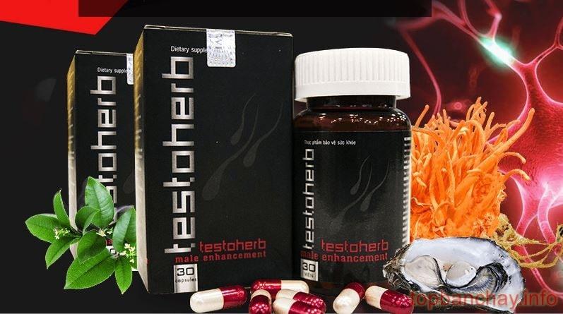 tác dụng của testoherb