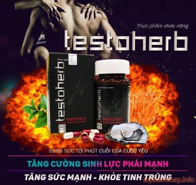 testoherb giá bao nhiêu