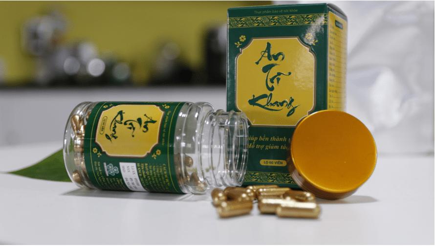 Cách dùng sản phẩm an trĩ Khang