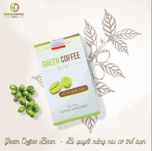 Giảm cân Green Coffee Bean