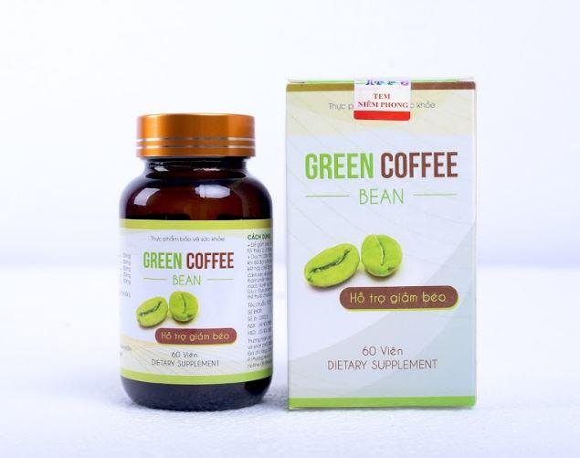 Green Coffee Bean giá bao nhiêu