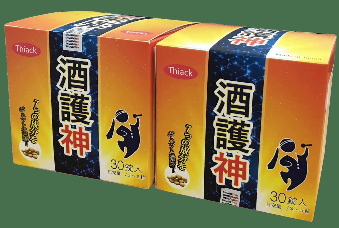 Viên giải rượu Shugoshin Nhật Bản có tốt không