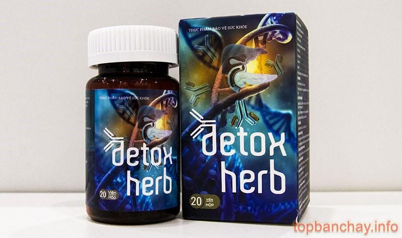 detoxherb giá bao nhiêu