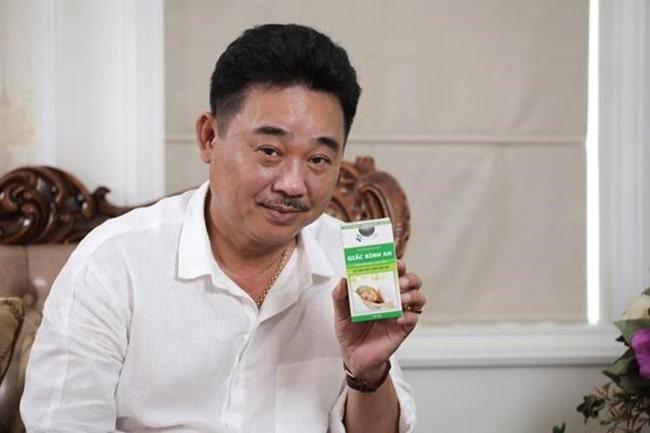 Diễn viên Quốc Khánh tin dùng sản phẩm