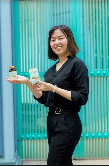 khách hàng sử dụng Green Coffee Bean