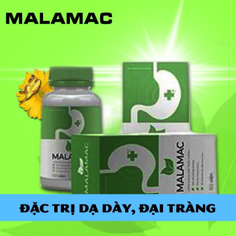 Công dụng của Malamac