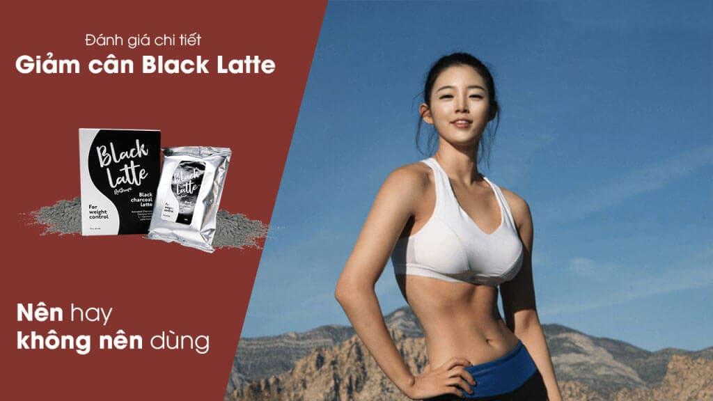 Kết quả sử dụng giảm cân Black Latte