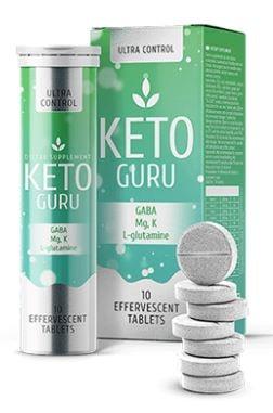 viên sủi giảm cân ketoguru