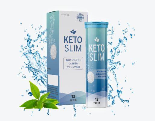 review keto slim có tác dụng gì