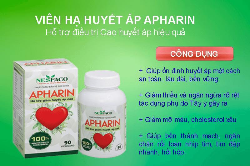 Apharin có tốt không