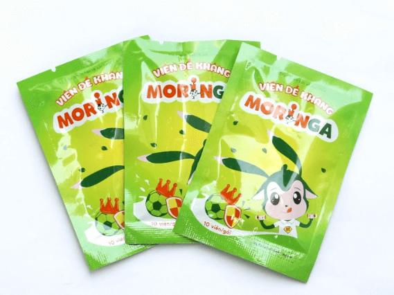 viên đề kháng moringa có tốt không