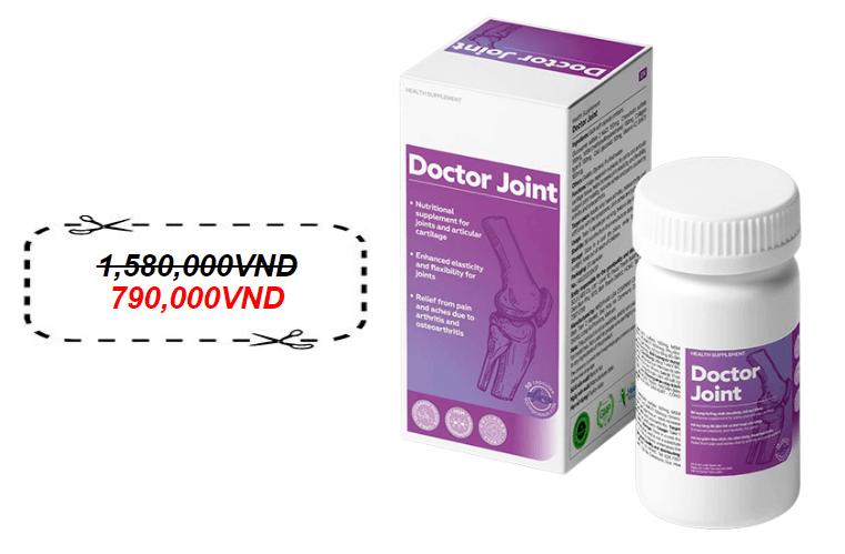 doctor joint giá bao nhiêu