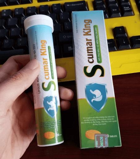 cách sử dụng scumar king