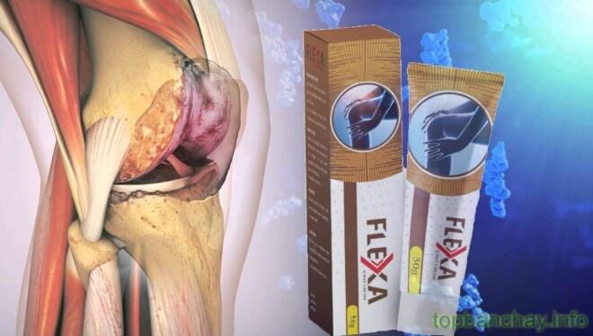 công dụng của flexa joint cream