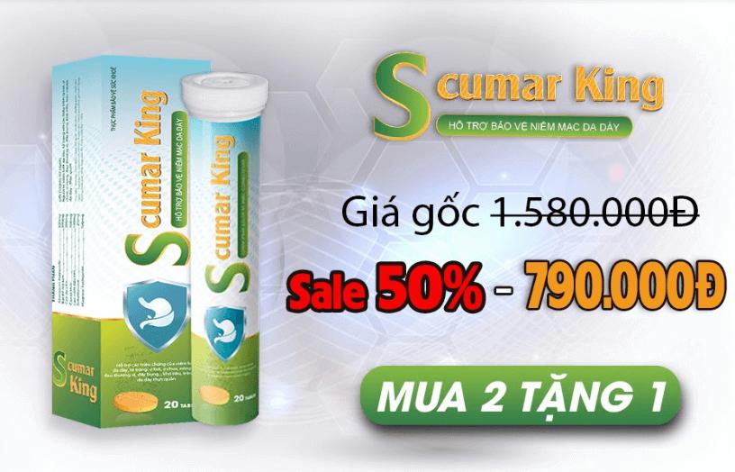scumar king giá bán bao nhiêu tiền