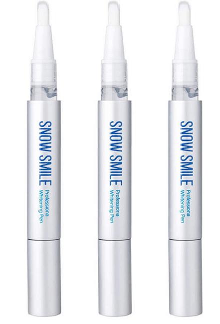 3 bút serum làm trắng răng snowsimile