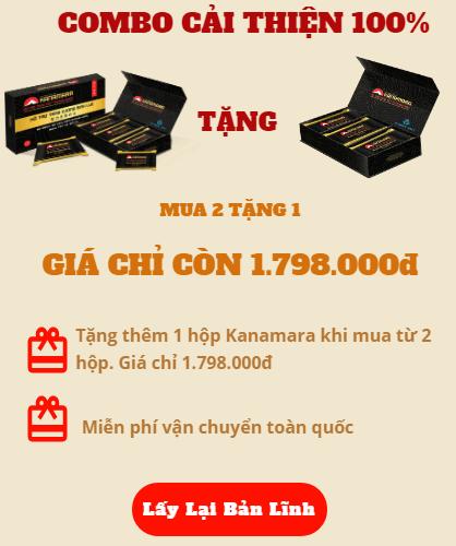 combo 2 hộp kanamara