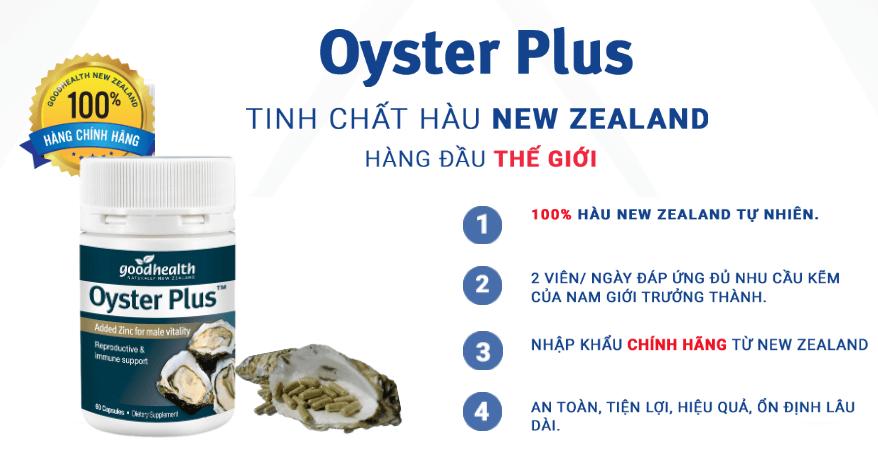 hàu biển oyster plus có nên mua không