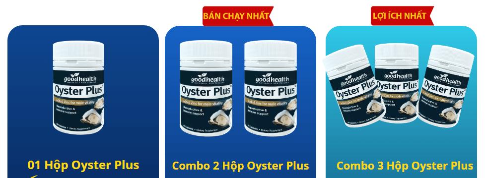 hàu biển oyster plus newzealand mua ở đâu chính hãng