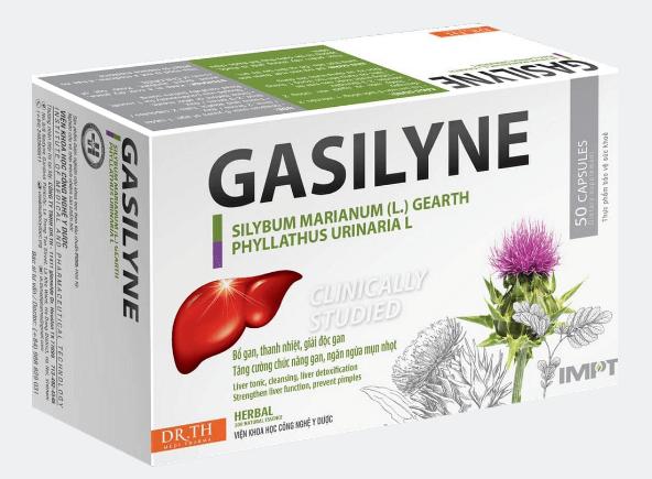 bổ gan gasilyne có tốt không