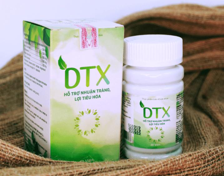 diệt ký sinh trùng DTX giá bao nhiêu