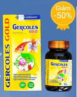 gercoles gold có tốt không.
