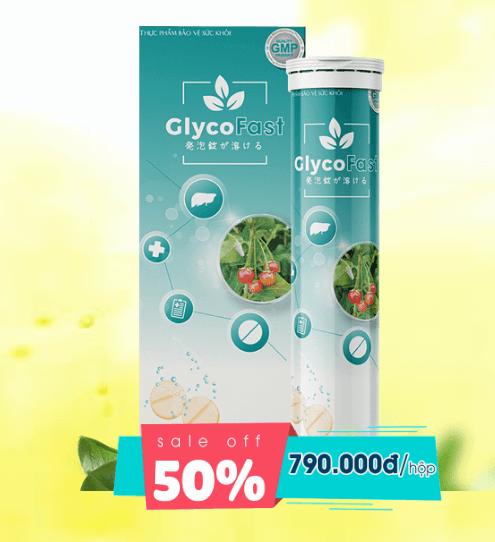 giá bán glycofast