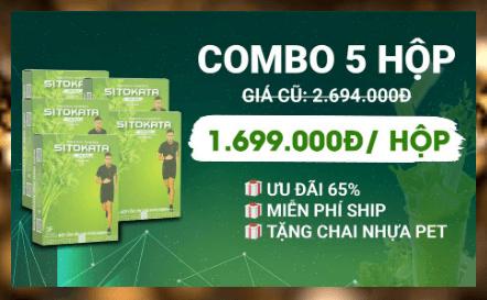 giá bán sitokata for men