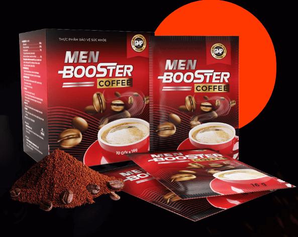 men booster coffee có tốt không