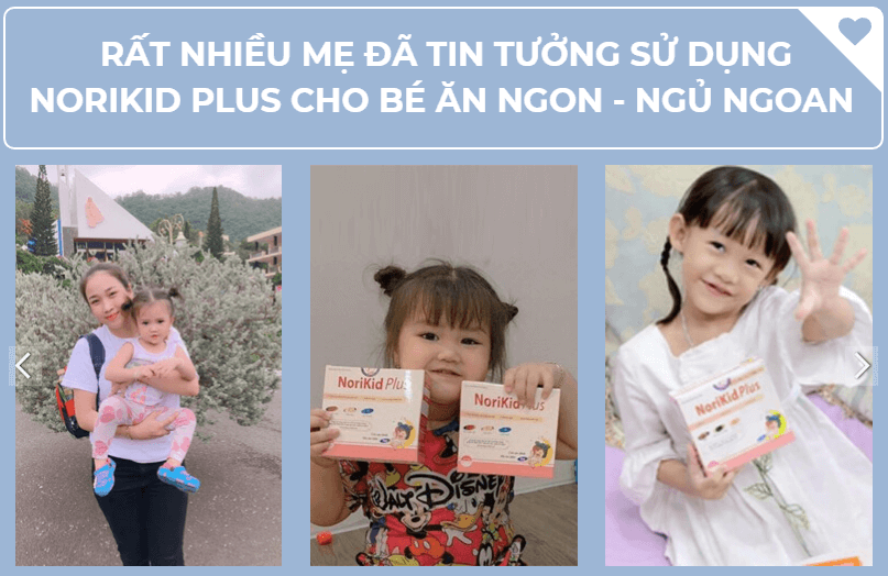 review đánh giá nori kid plus