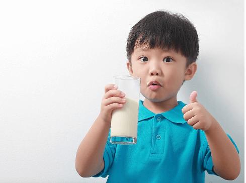 lựa chọn sữa cho bé
