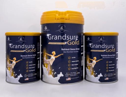 grandsure gold mua ở đâu chính hãng