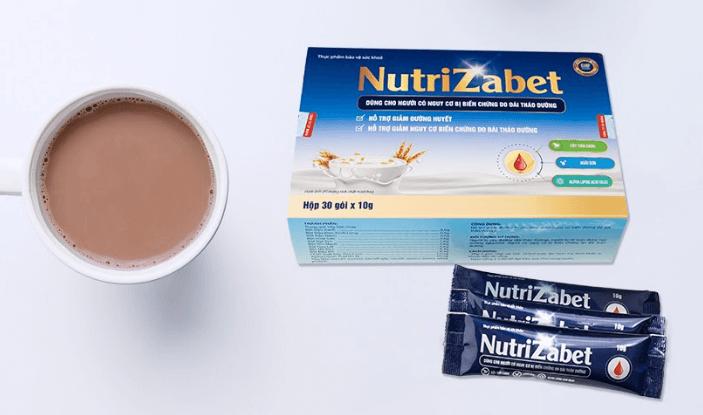 sữa tiểu đường nutrizabet có tốt không