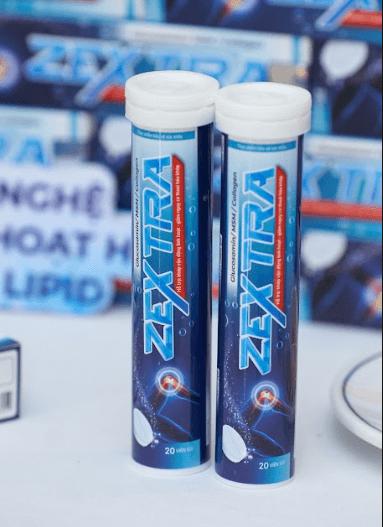 viên sủi zextra giá bán bao nhiêu một hộp