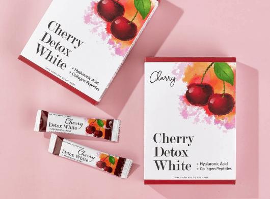 cherry detox white có tốt không
